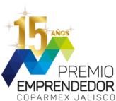 Premio Emprendedor Coparmex Jalisco